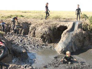 Glamping Mud Norfolk