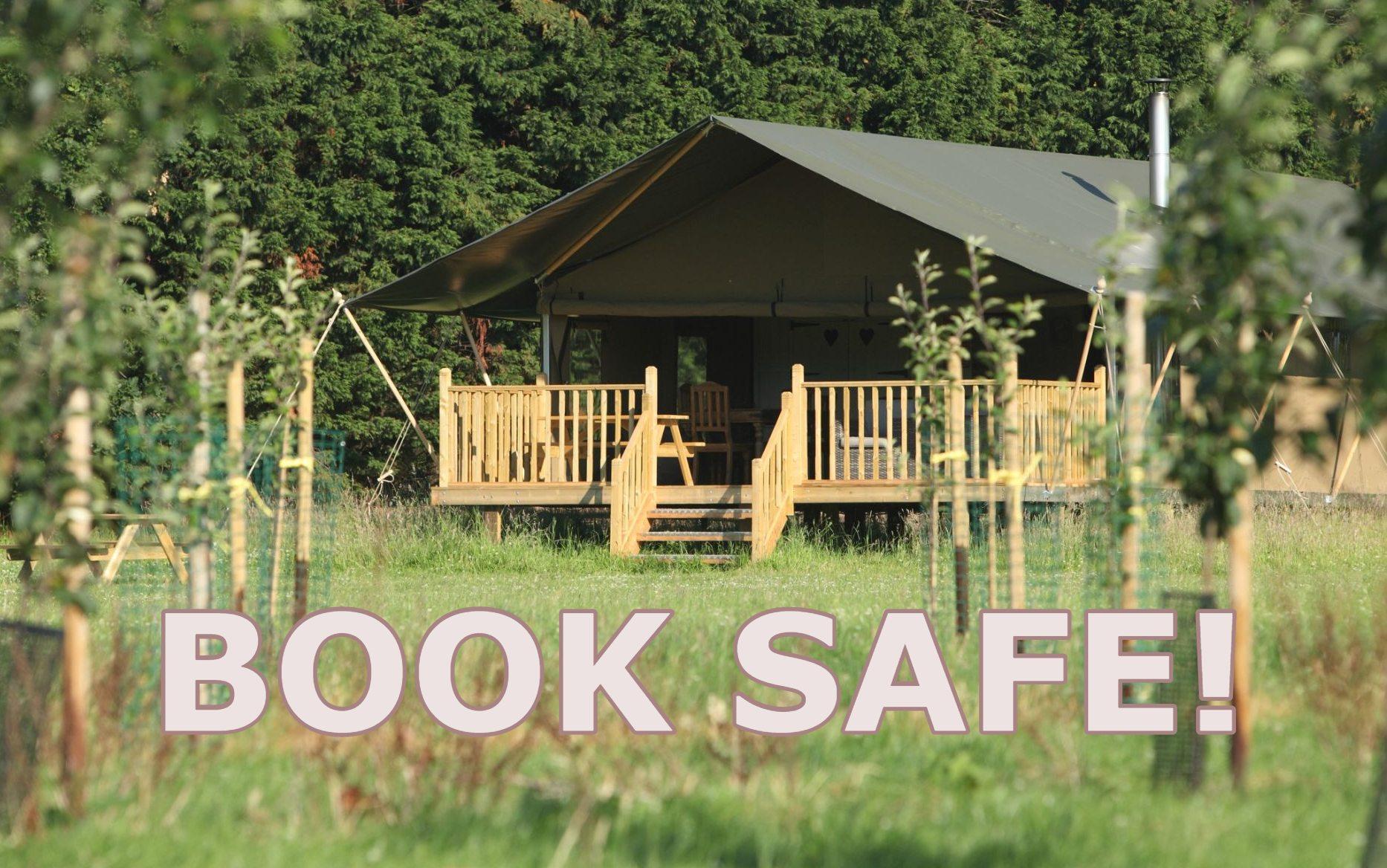 Book Safe for Summer 2020