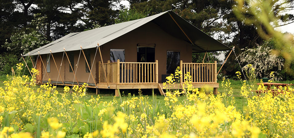 UK Glamping holidays